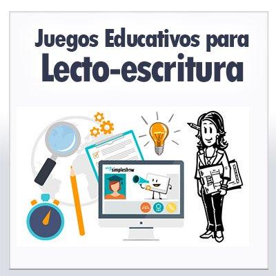 Juegos Educativos de Lecto-Escritura