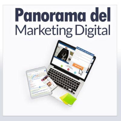 Panorama del Marketing Digital: proceso evolutivo y en crecimiento