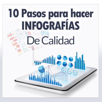 10 pasos para cómo hacer Infografías de calidad