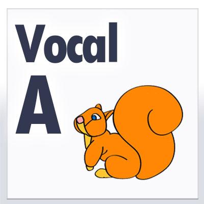 vocal a